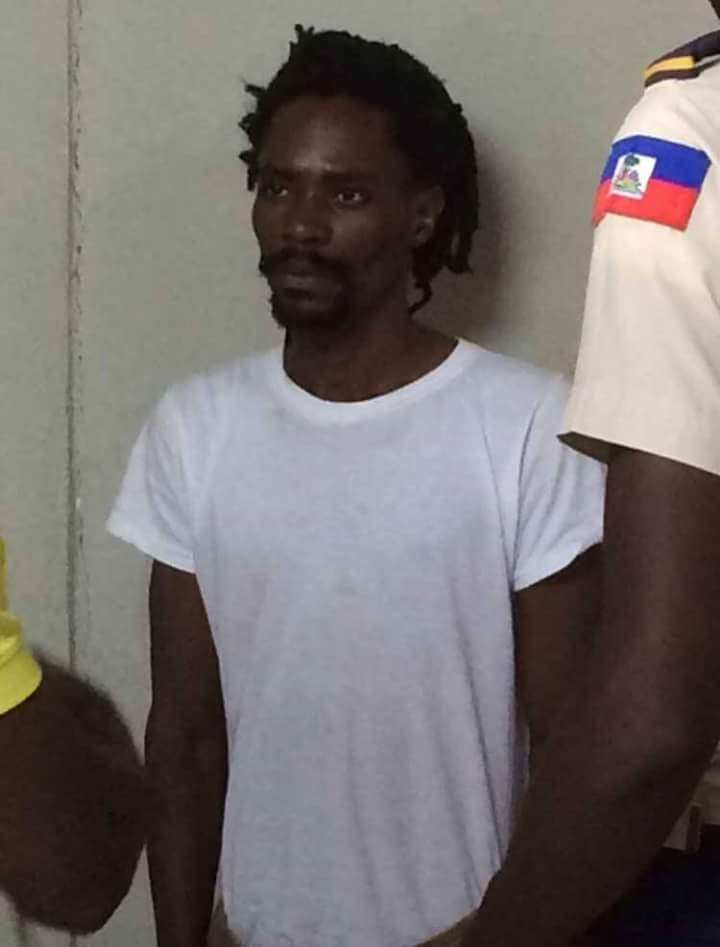Thomas in Petionville custody